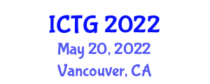 International Conference on Transportation Geography (ICTG) May 20, 2022 - Vancouver, Canada
