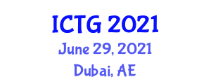 International Conference on Tropical Geography (ICTG) June 29, 2021 - Dubai, United Arab Emirates