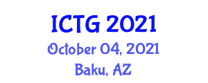 International Conference on Tropical Geography (ICTG) October 04, 2021 - Baku, Azerbaijan