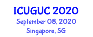 International Conference on Urban Geography and Urban Change (ICUGUC) September 08, 2020 - Singapore, Singapore