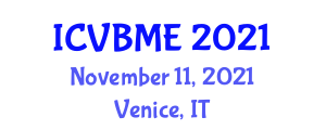 International Conference on Value-Based Management and Ethics (ICVBME) November 11, 2021 - Venice, Italy