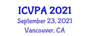 International Conference on Venomous and Poisonous Animals (ICVPA) September 23, 2021 - Vancouver, Canada