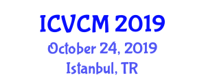 International Conference on Vernacular Construction Materials (ICVCM) October 24, 2019 - Istanbul, Turkey