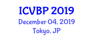 International Conference on Veterinary Biochemistry and Physiology (ICVBP) December 04, 2019 - Tokyo, Japan