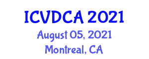 International Conference on Veterinary Dentistry and Companion Animals (ICVDCA) August 05, 2021 - Montreal, Canada