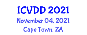 International Conference on Veterinary Diagnosis and Diagnostics (ICVDD) November 04, 2021 - Cape Town, South Africa
