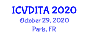 International Conference on Veterinary Diagnostic Imaging Technologies and Applications (ICVDITA) October 29, 2020 - Paris, France