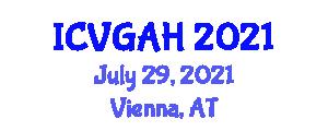 International Conference on Veterinary Genetics for Animal Health (ICVGAH) July 29, 2021 - Vienna, Austria