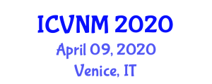 International Conference on Veterinary Neurology and Medicine (ICVNM) April 09, 2020 - Venice, Italy