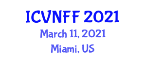 International Conference on Veterinary Nutraceuticals and Functional Foods (ICVNFF) March 11, 2021 - Miami, United States