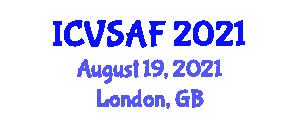 International Conference on Veterinary Sciences and Animal Feed (ICVSAF) August 19, 2021 - London, United Kingdom