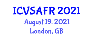 International Conference on Veterinary Sciences and Animal Feed Resources (ICVSAFR) August 19, 2021 - London, United Kingdom