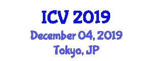 International Conference on Vibroengineering (ICV) December 04, 2019 - Tokyo, Japan