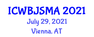 International Conference on Web-Based Journalism and Social Media Applications (ICWBJSMA) July 29, 2021 - Vienna, Austria