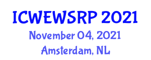 International Conference on Web Engineering, Web System Reliability and Performance (ICWEWSRP) November 04, 2021 - Amsterdam, Netherlands