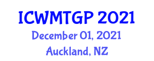 International Conference on Web Mapping Technologies and Geospatial Processing (ICWMTGP) December 01, 2021 - Auckland, New Zealand