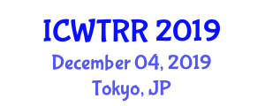 International Conference on Wildlife Trapping Rules and Restrictions (ICWTRR) December 04, 2019 - Tokyo, Japan