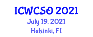 International Conference on Wireless Communication Systems and Options (ICWCSO) July 19, 2021 - Helsinki, Finland