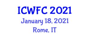 International Conference on World Food Cultures (ICWFC) January 18, 2021 - Rome, Italy