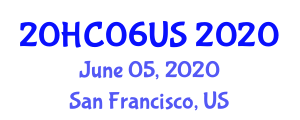 International Healthcare Conference (20HC06US) June 05, 2020 - San Francisco, United States