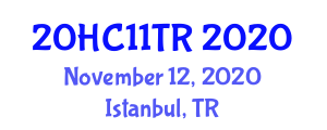International Healthcare Conference (20HC11TR) November 12, 2020 - Istanbul, Turkey