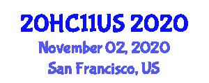 International Healthcare Conference (20HC11US) November 02, 2020 - San Francisco, United States