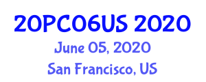 International Psychology Conference (20PC06US) June 05, 2020 - San Francisco, United States