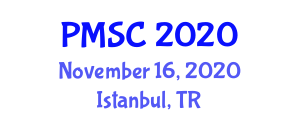 Plenareno Materials Science and Nanotechnology Conference (PMSC) November 16, 2020 - Istanbul, Turkey
